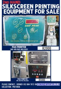 Pad Printer FOR SALE